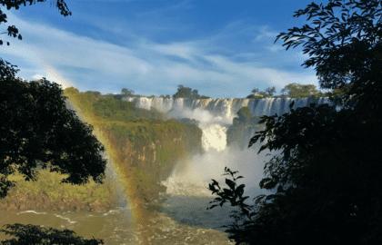 Foz do Iguaçu - tríplice fronteira