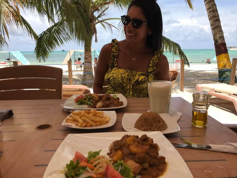 restaurantes aqua beach
