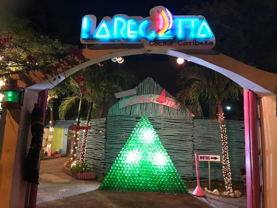 San Andrés - La Regatta