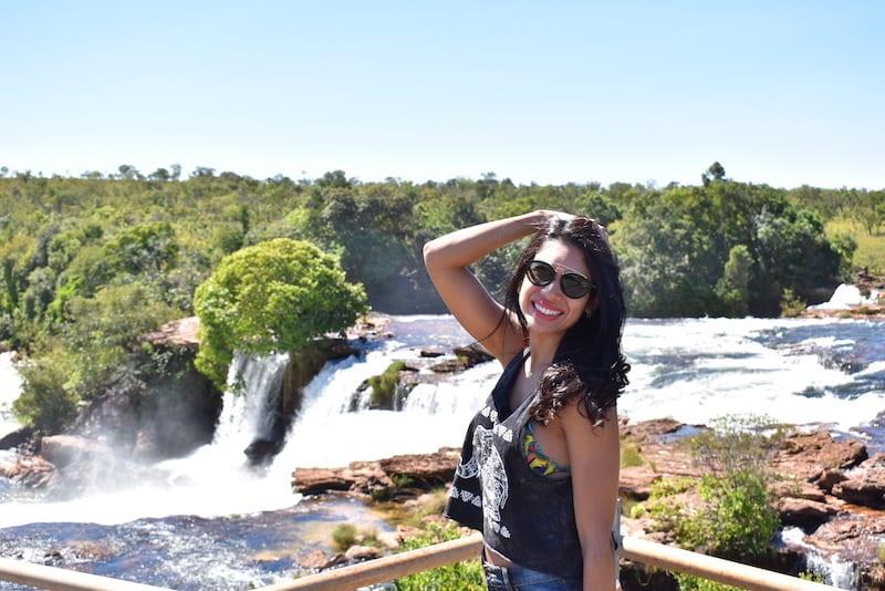 Jalapão: Cachoeira da Velha | Foto: Anna