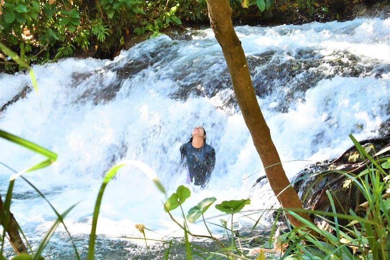 Jalapão: Cachoeira do Formiga | Foto: Anna