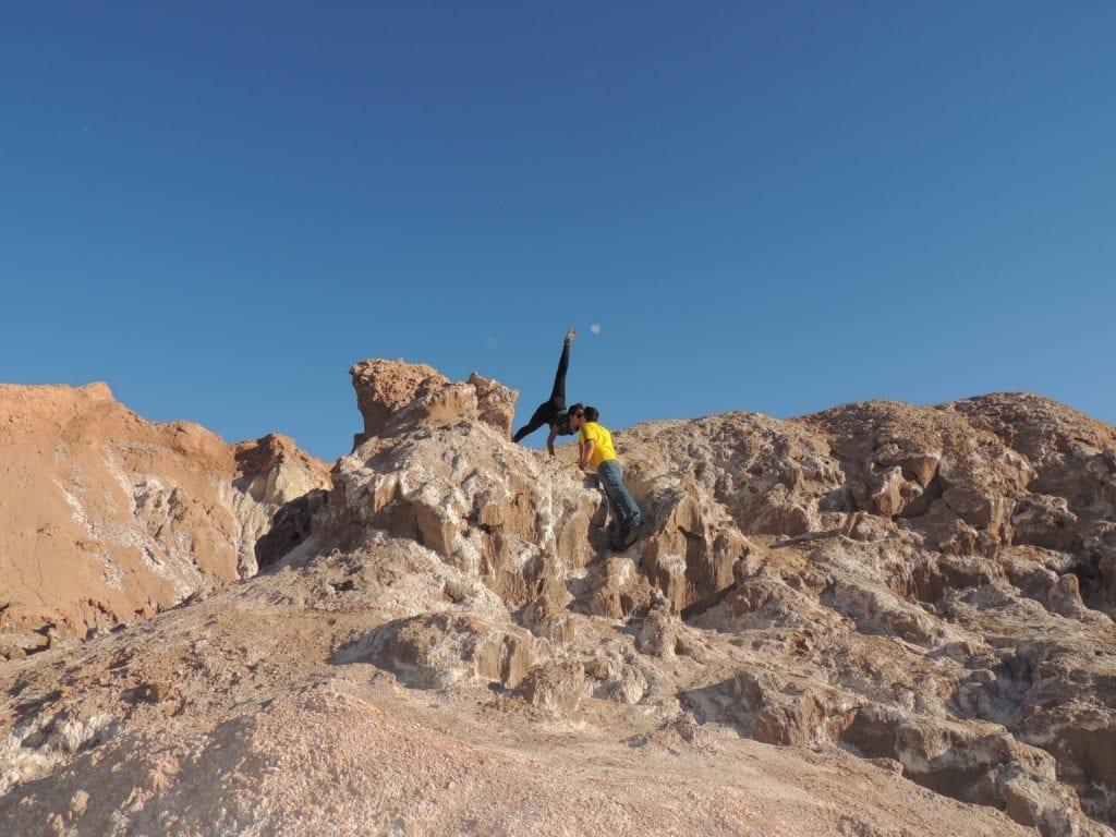 Difícil é encontrar alguém que não goste do Atacama, isso sim!