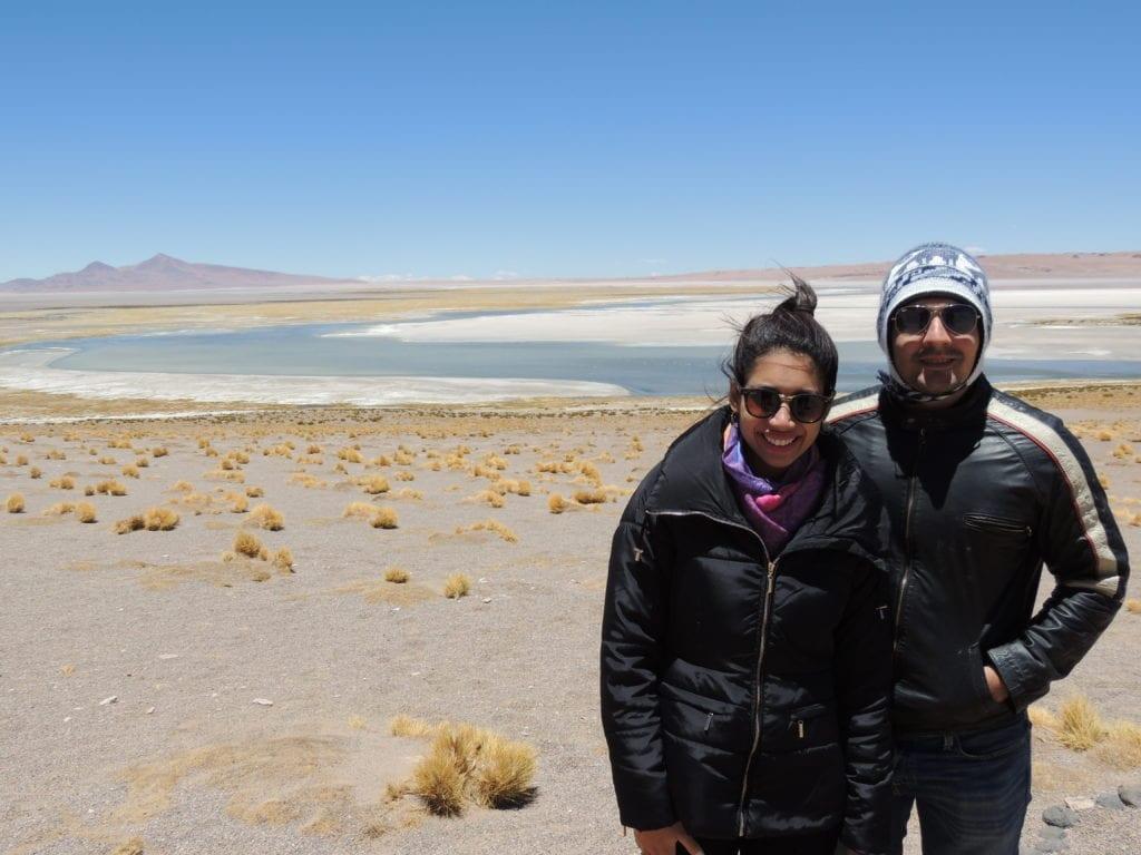 Salar de Tara: atrativo mais alto e mais longe que visitamos no deserto do Atacama