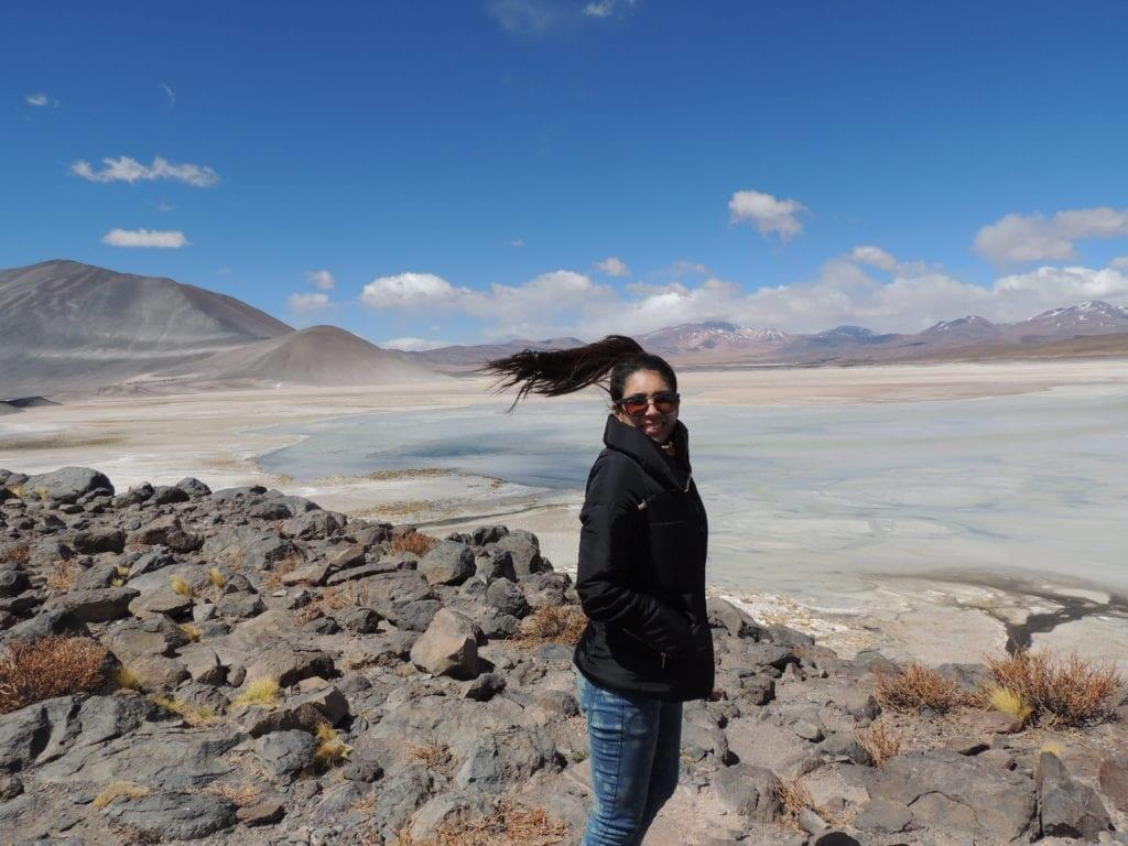 Será que venta no Atacama?