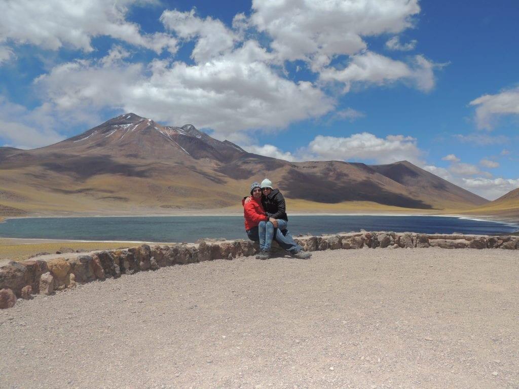Muito amor por esse lugar - Lagunas Altiplânicas - deserto do Atacama