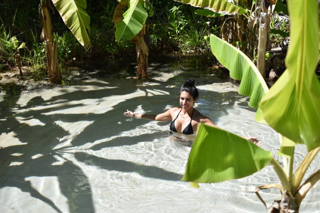 Fervedouro Encontro das Águas - Jalapão