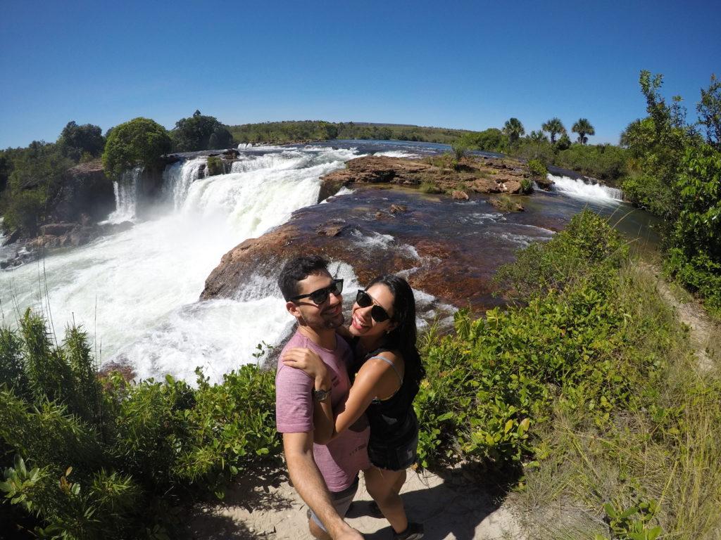 Mais um dos mirantes da Cachoeira da Velha - Jalapão