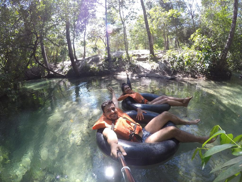 Boia Cross - Rio do Fervedouro do Buritizinho - Jalapão