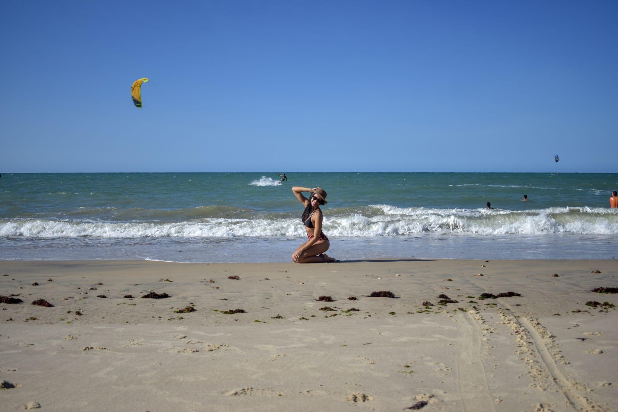 """Passeio de buggy """"com emoção"""" na Praia do Cumbuco - Fortaleza"""