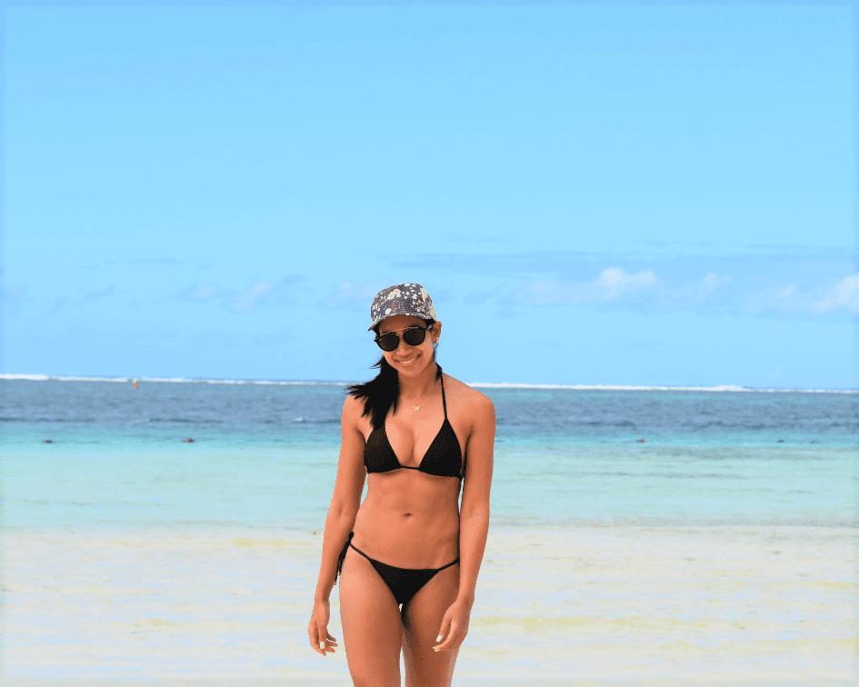Último dia em Mauritius e o tempo estava lindo!
