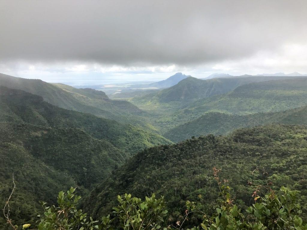9-Parque Nacional Black River Gorges – Mauritius