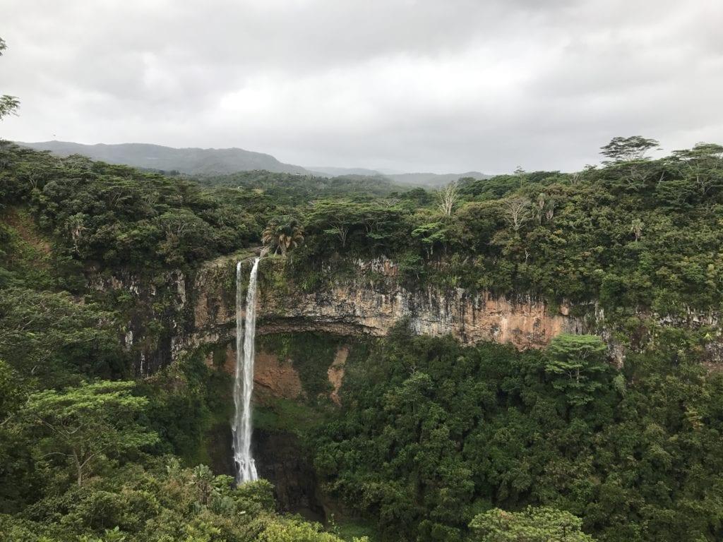 Cachoeira de Chamarel – Mauritius