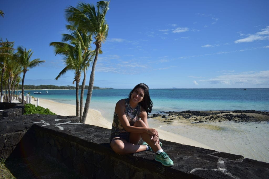 "Mauritius, conhecida como ""A Pérola do Índico"""
