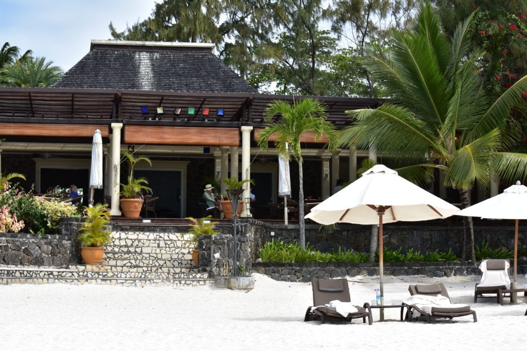 Restaurante - The Residence - Mauritius
