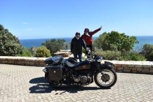 Um jeito divertido de conhecer Cape Town
