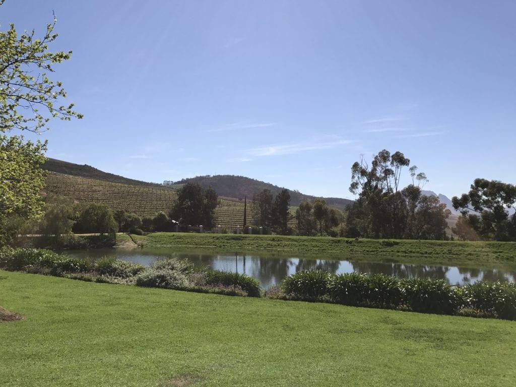 Wine tasting na Jordan - Stellenbosh
