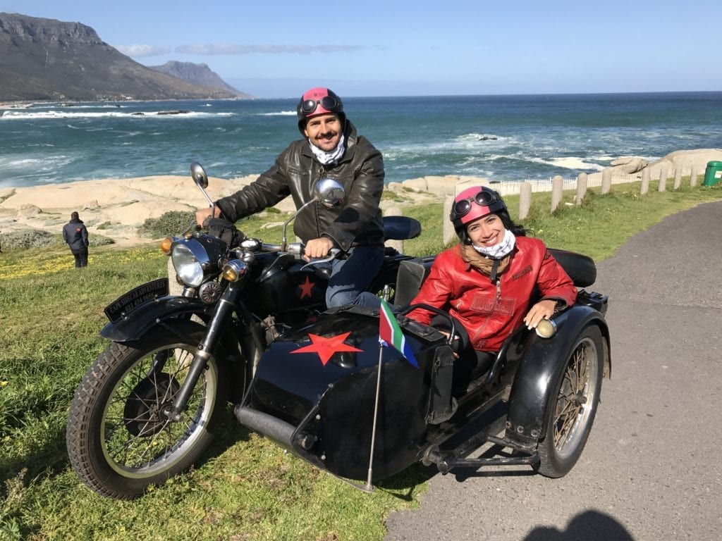 Camps Bay de Sidecar