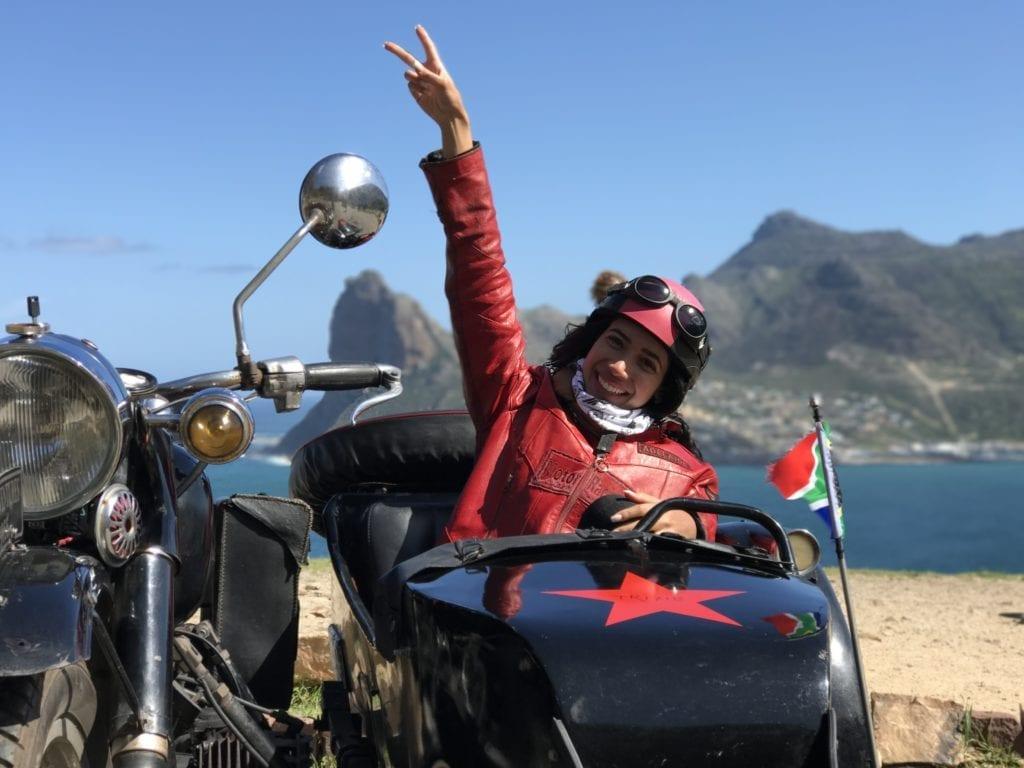 Cape Sidecar Adventure - ótima opção de passeio em Cape Town