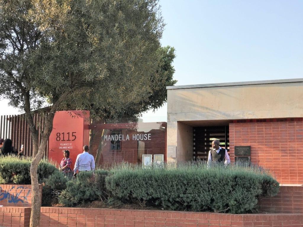 Mandela House - Soweto - Joanesburgo