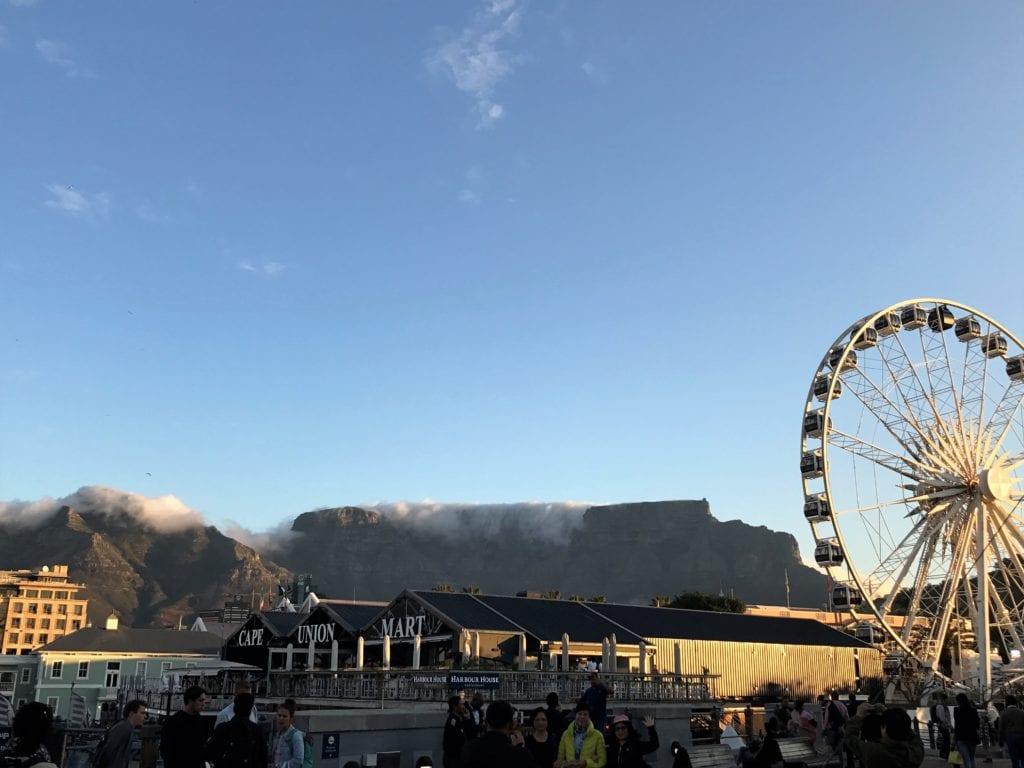 O que fazer em Cape Town - Table Mountain2