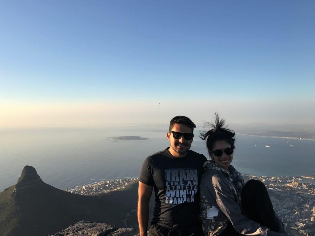 O que fazer em Cape Town - Table Mountain