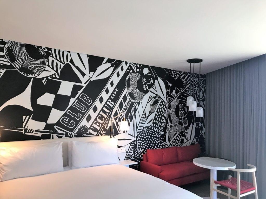 Studio Suite - Radisson Red Cape Town