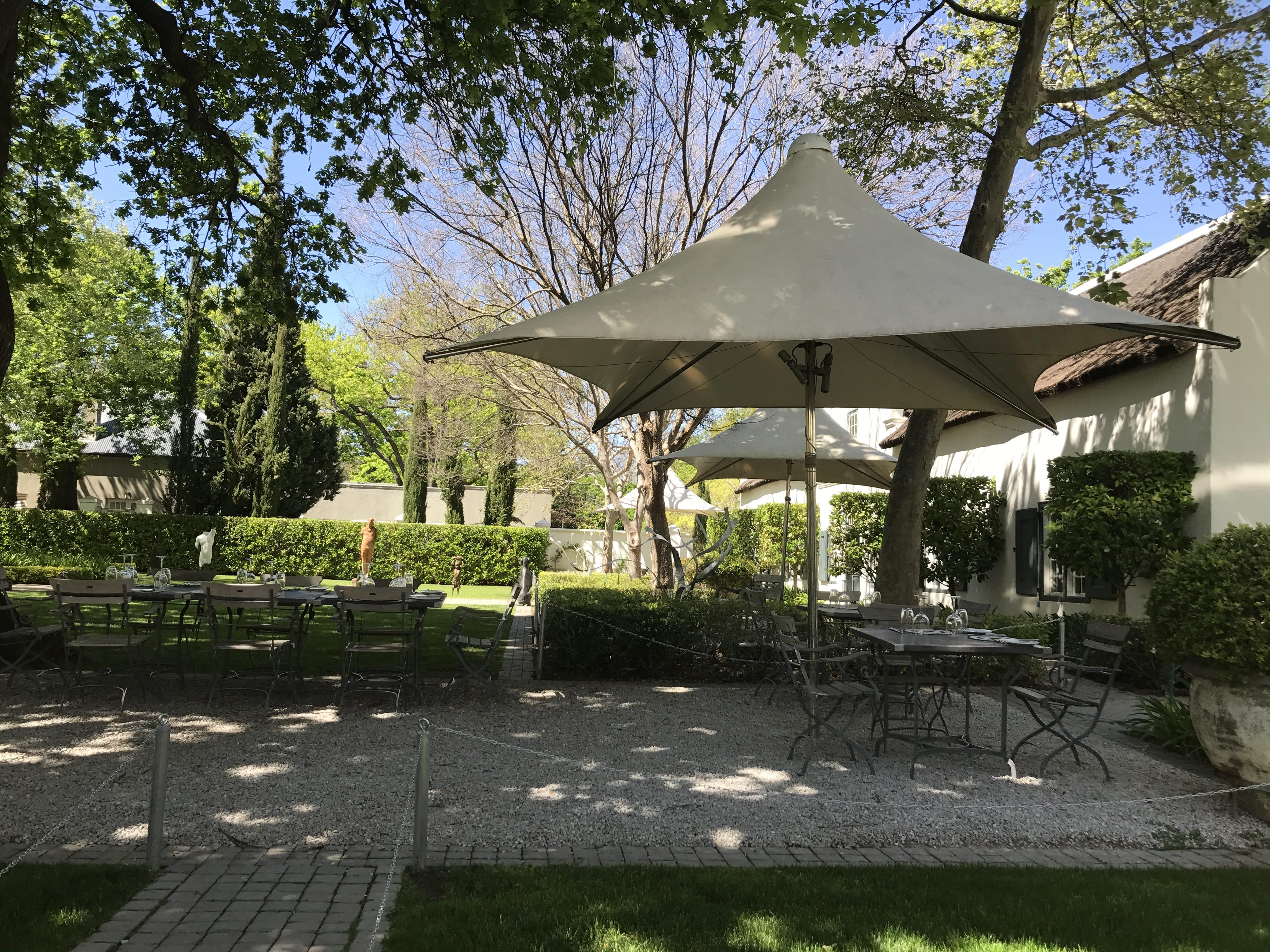 Franschhoek - Grande Provence