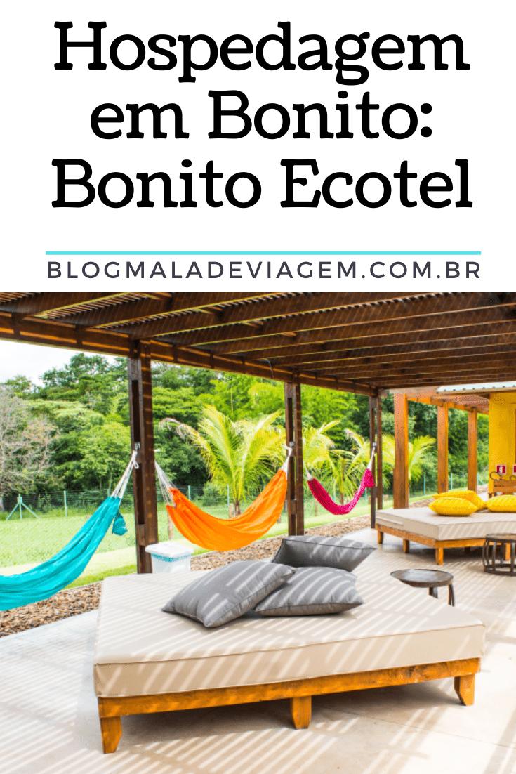 Imagem para Pinterest: Bonito Ecotel