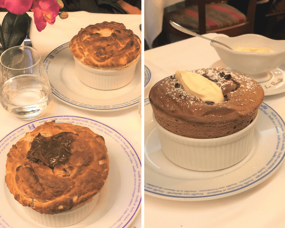 Onde comer em Paris: Le Sufflê