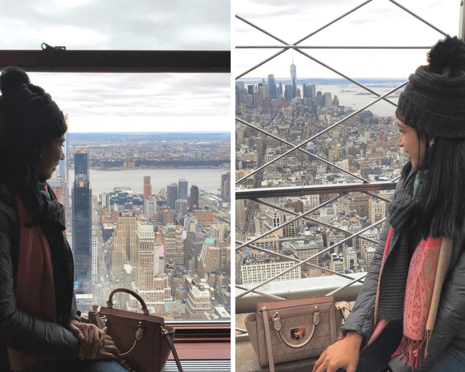 ROTEIRO DE 5 DIAS EM NOVA YORK - Empire State Building