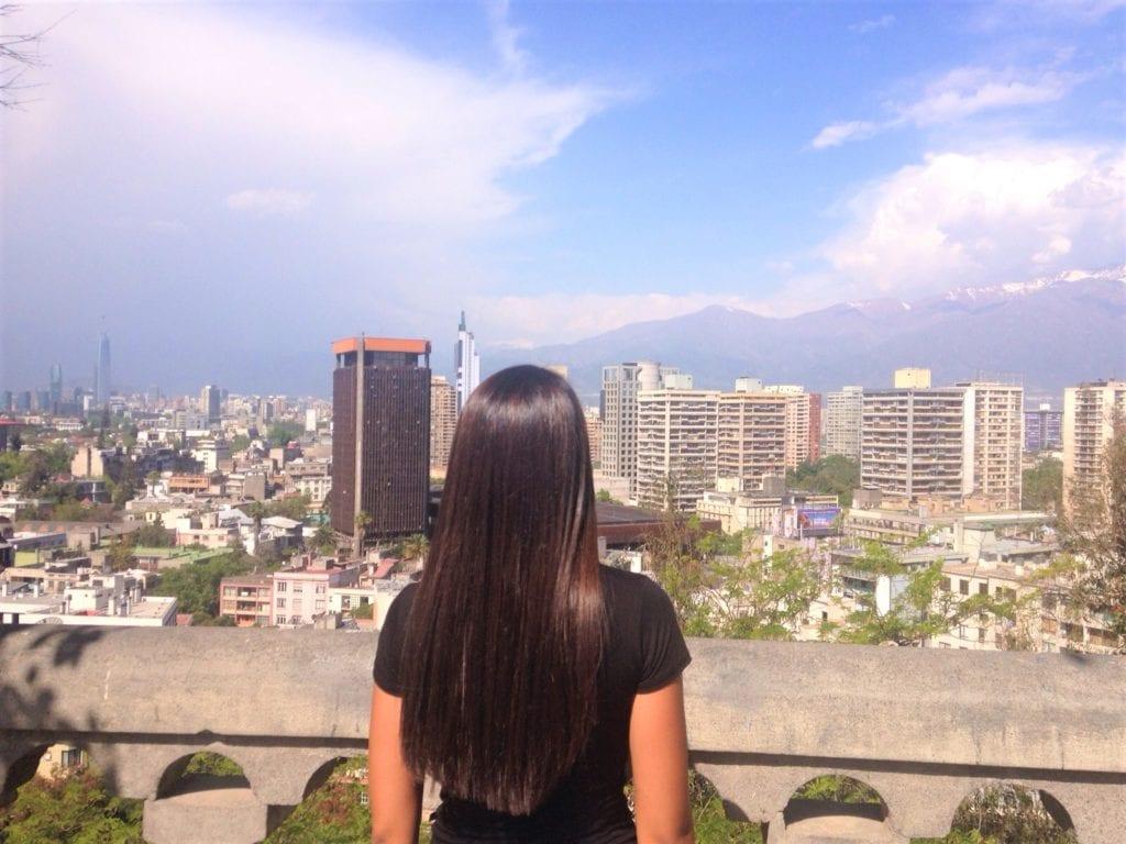 Santiago: Palacio de La Moneda