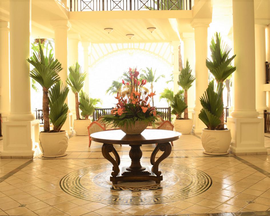 lobby - the residence mauritius