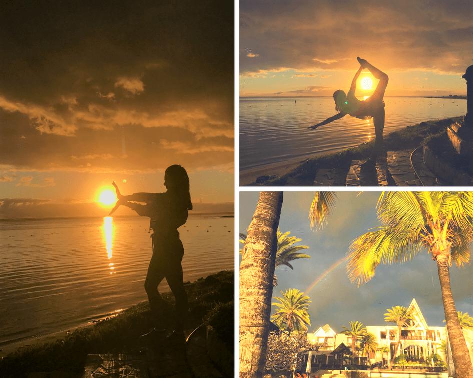 The Residence - nascer do sol