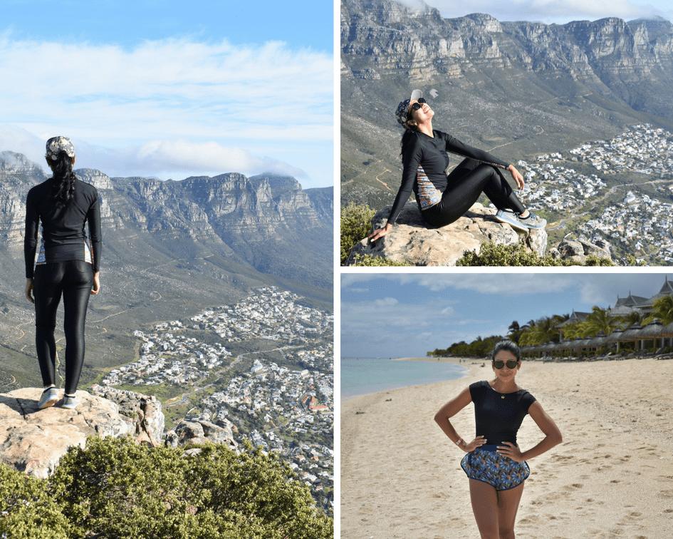 dieta na viagem - áfrica do sul