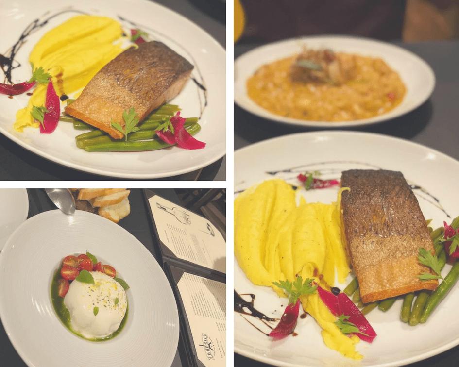 Restaurante em Caldas Novas