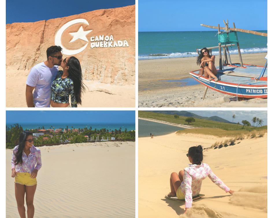 férias no Brasil - Fortaleza