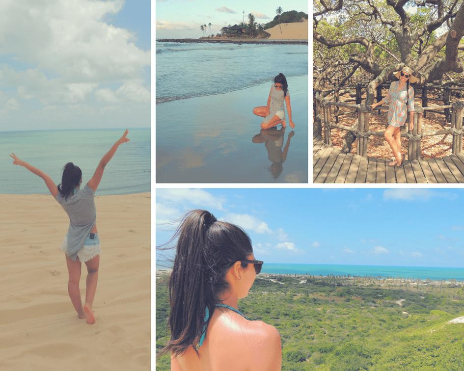 férias no Brasil - Natal