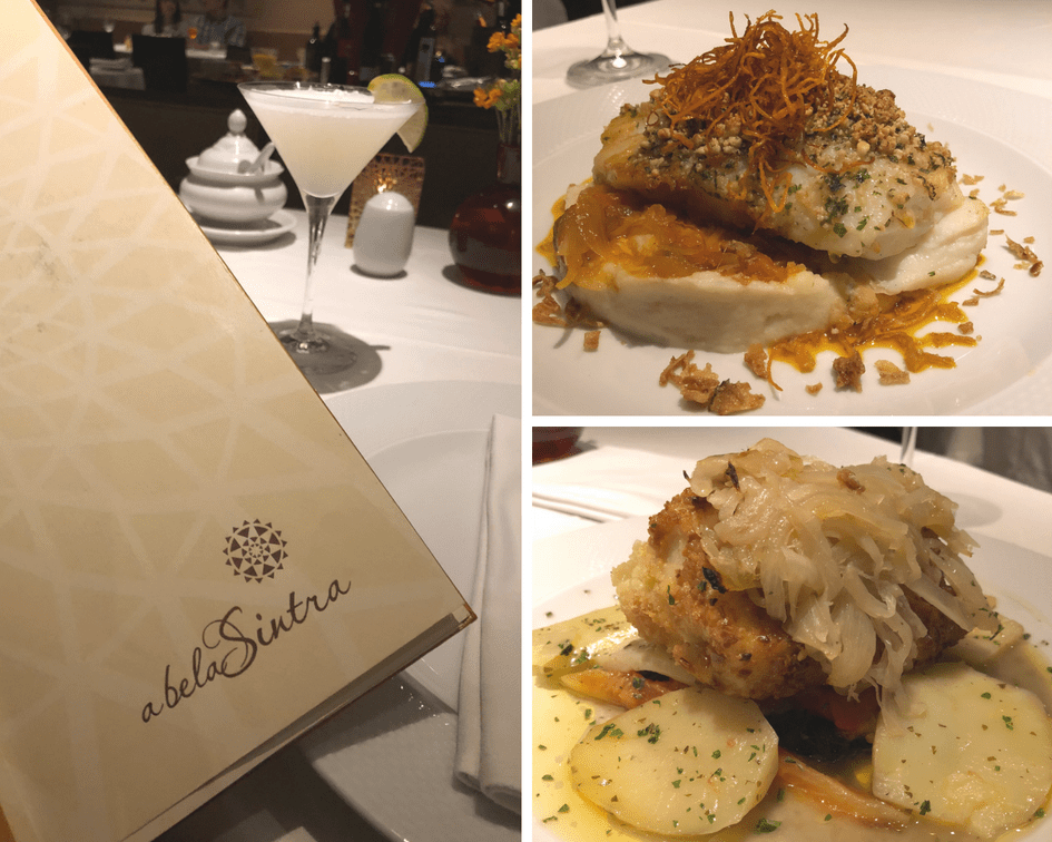onde comer em São Paulo - A bela sintra