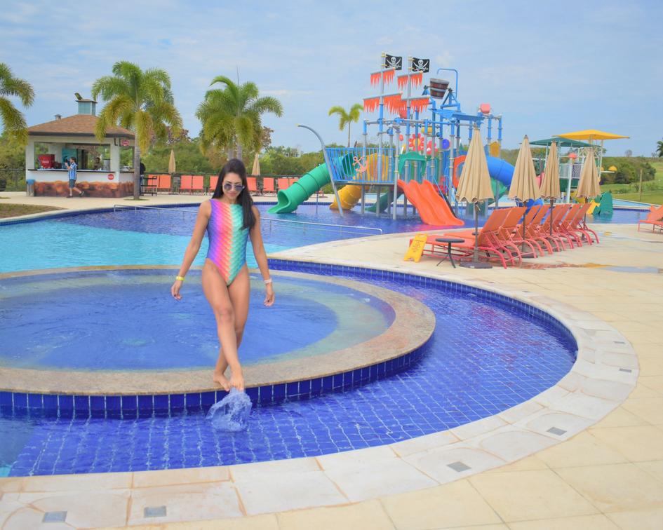 Malai Manso piscina infantil