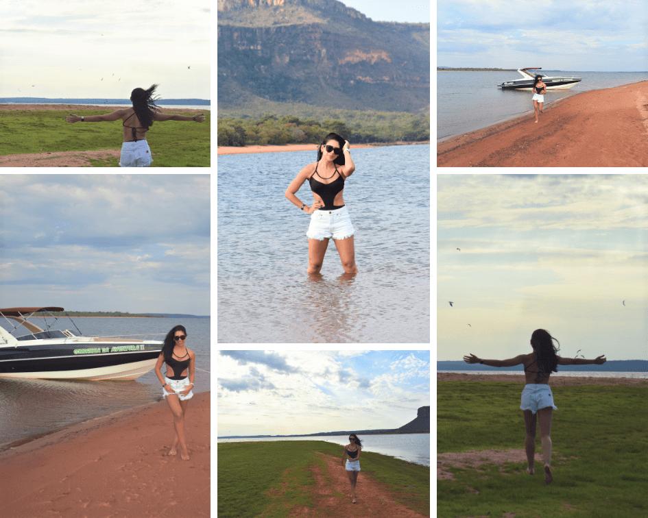 Passeio de lancha Lago do Manso
