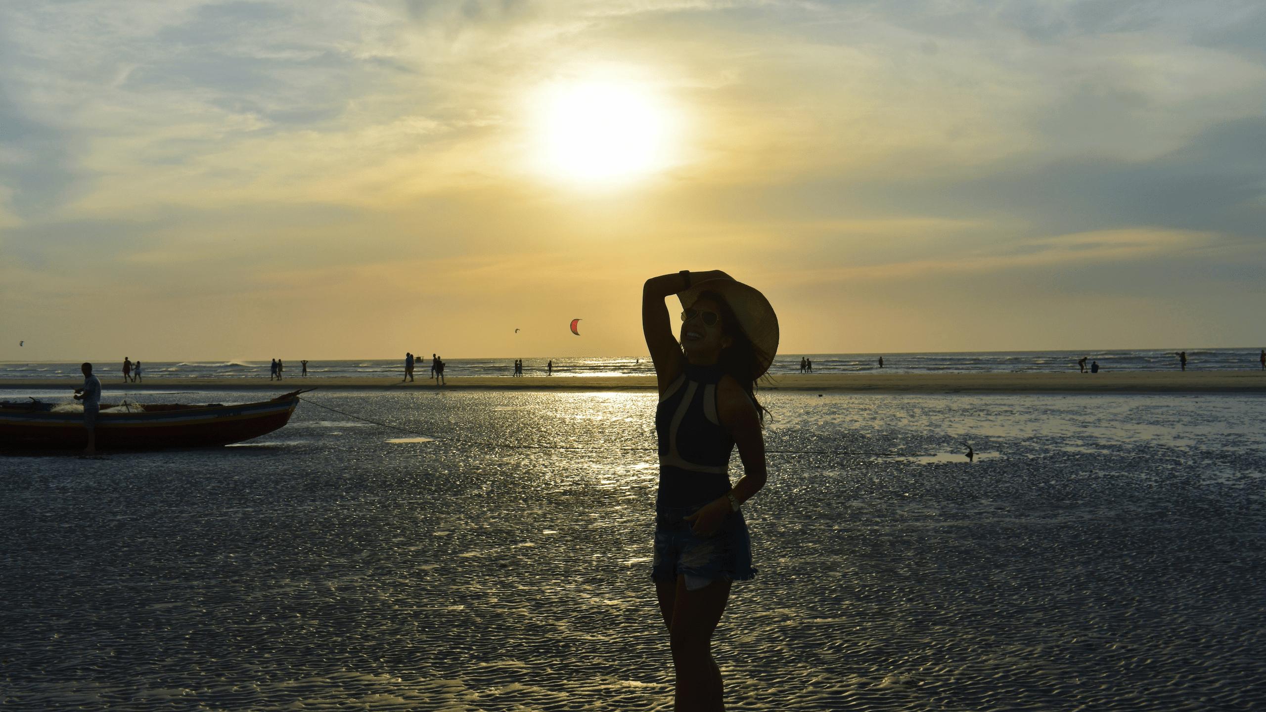 10 praias no Brasil