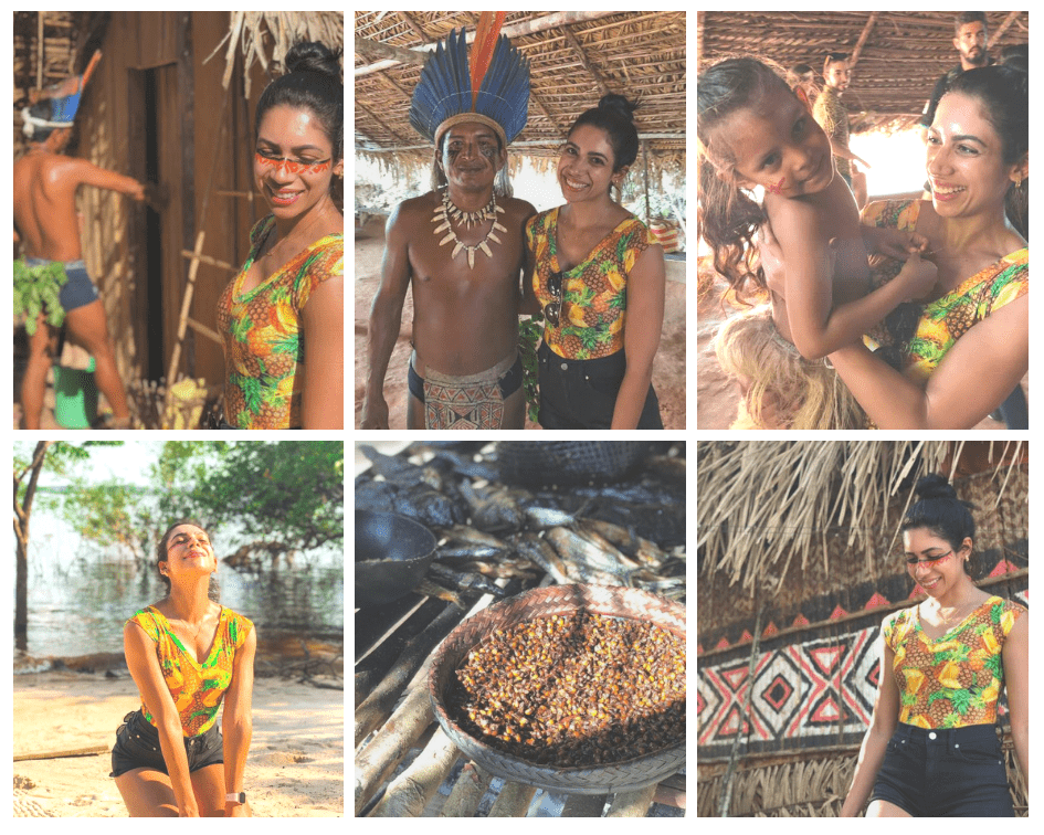 Manaus - comunidade indígena