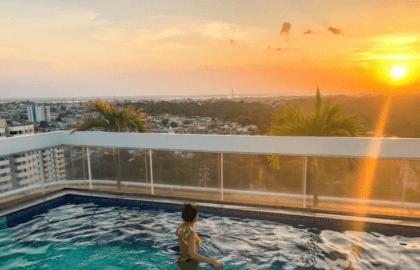 hotel em Manaus - Manaus Hotéis Millennium