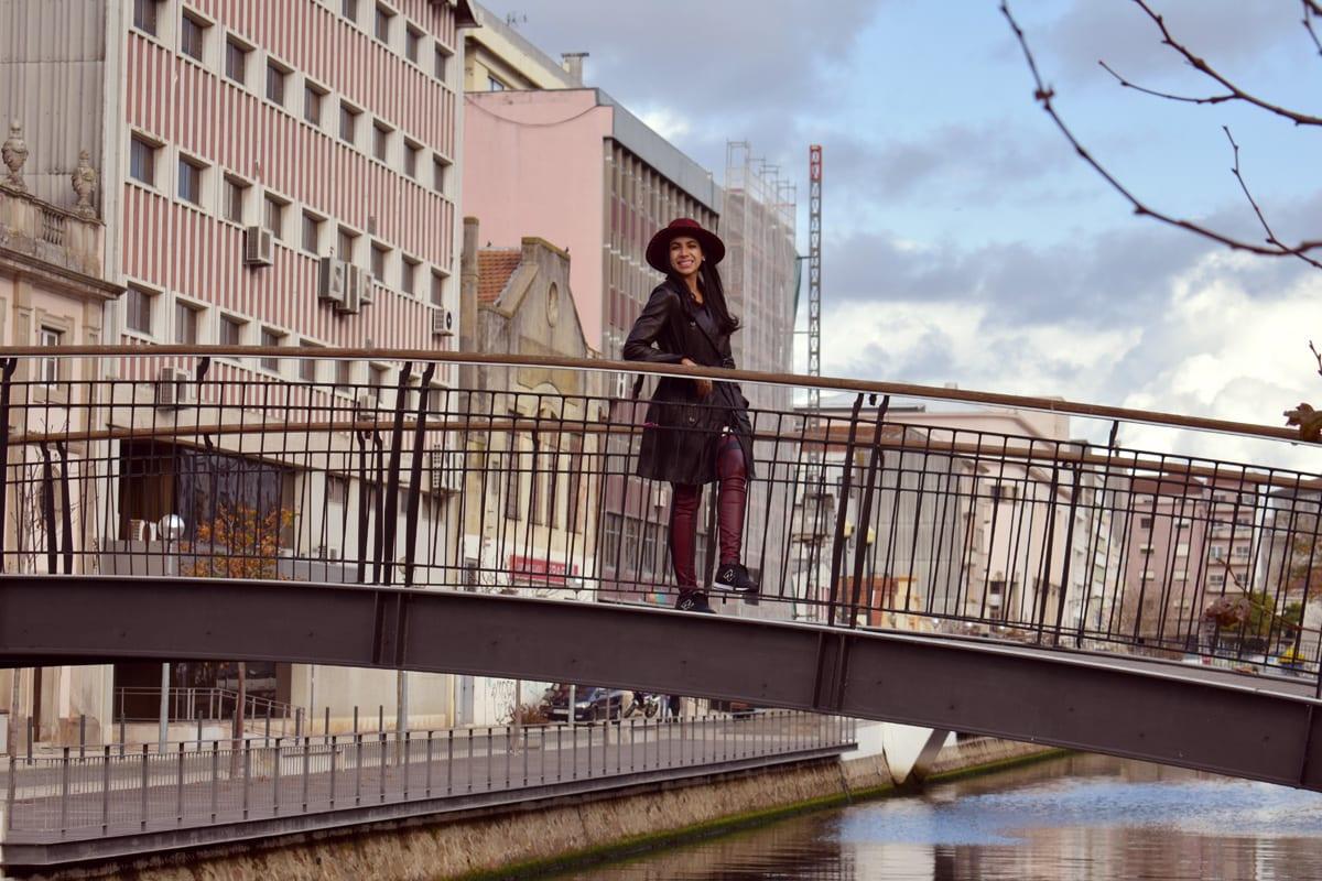 Ponte em Aveiro