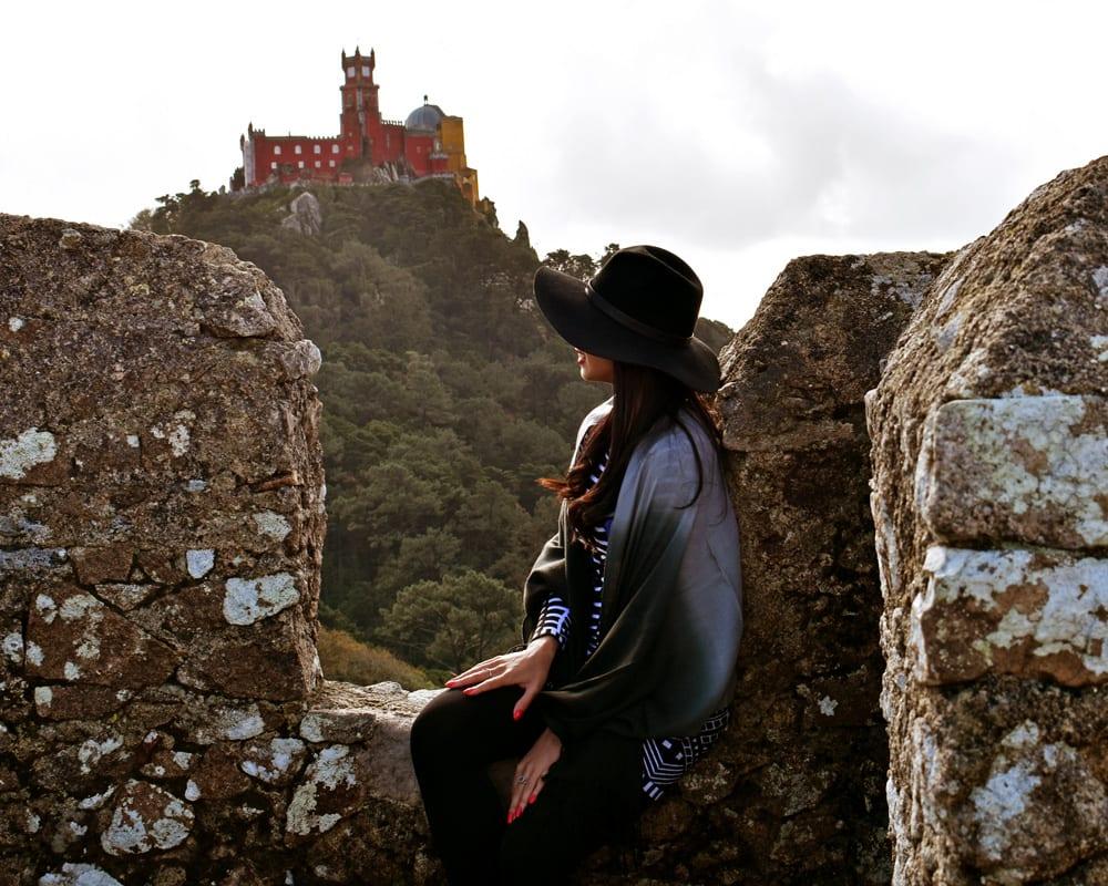 Castelo dos Mouros - Sintra | Divulgação: Anna