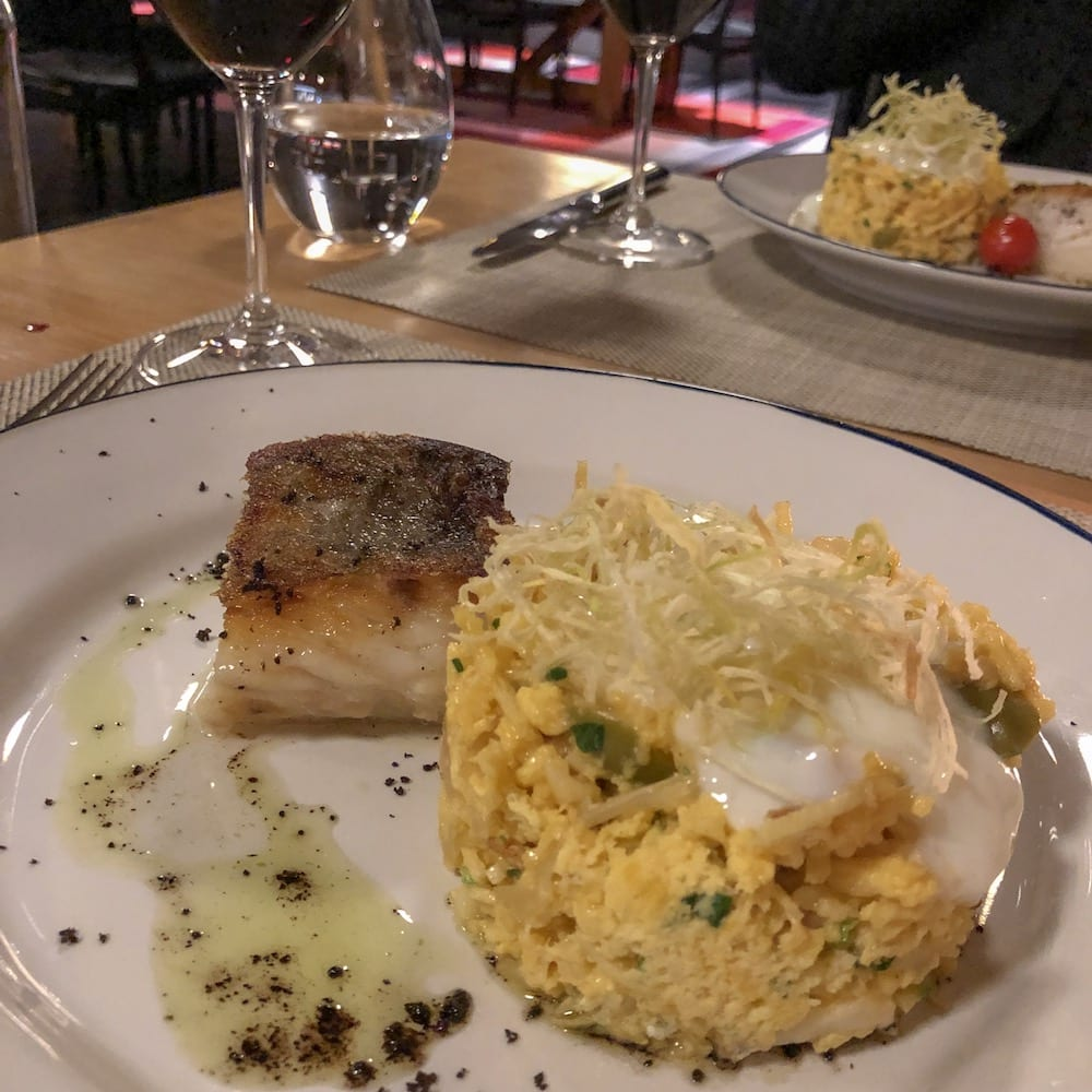 Cozinha da Clara - restaurante no vale do Douro