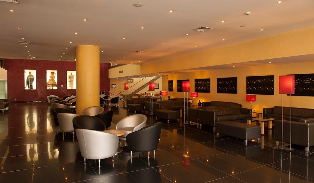 Lobby do Hotel Vila Galé Ópera | Foto: divulgação