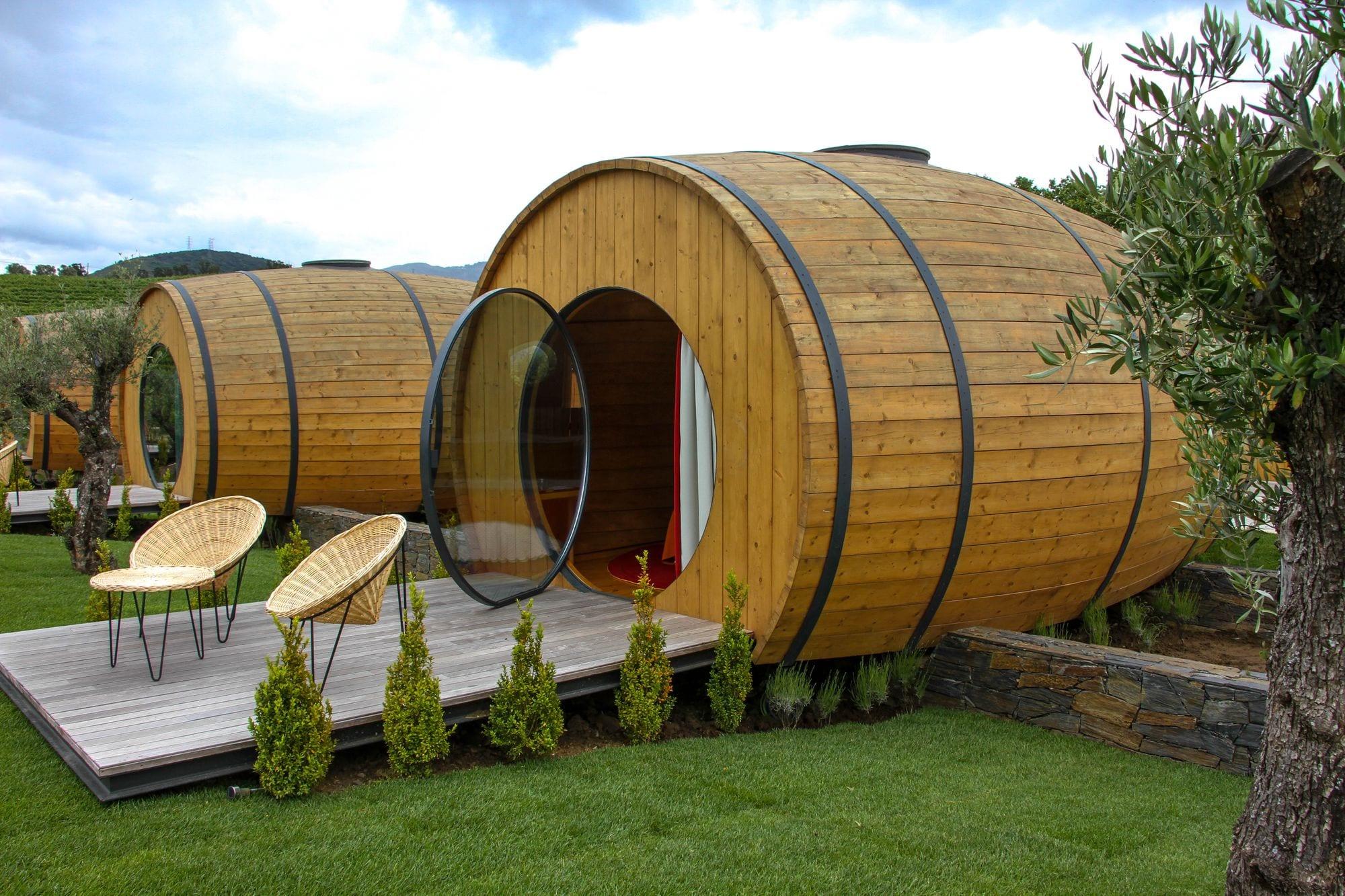 Wine Barrels na Quinta da Pacheca | Foto: Divulgação