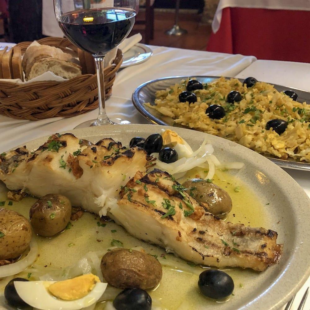 Restaurante Casa Velha em Cascais   Foto: Anna