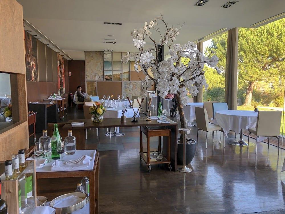 Restaurante Eleven   Foto: Anna